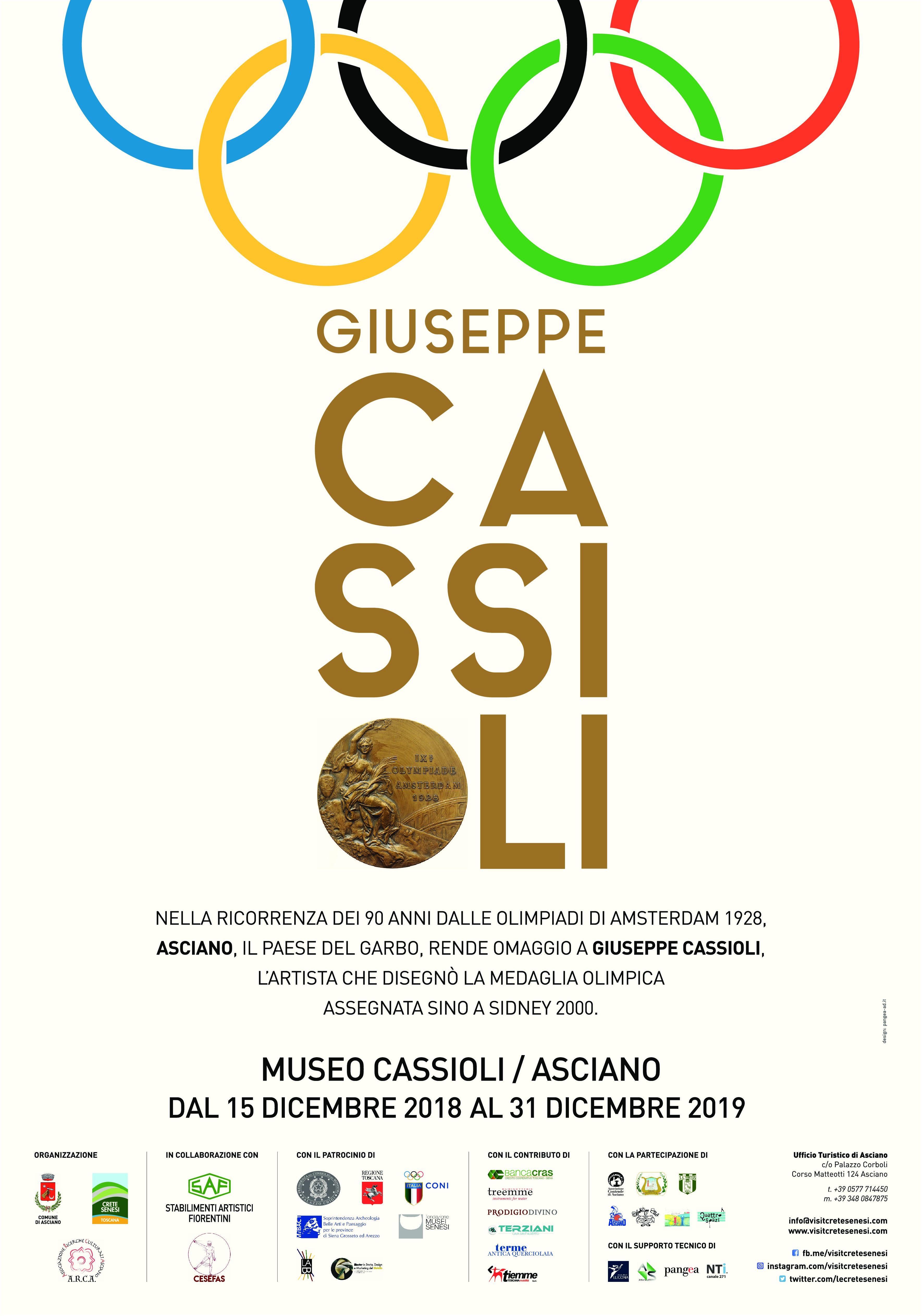 Partnership – Museo Giuseppe Cassioli